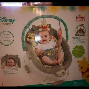 Other - Winnie the Pooh baby bouncer